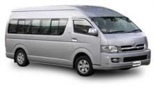 Makassar Car Rental - Toyota Hiace