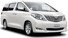 Makassar Car Rental - Toyota Alphard