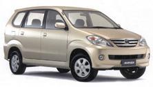 Makassar Car Rental - Toyota Avanza