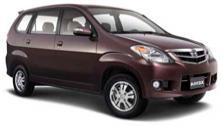 Makassar Car Rental - Daihatsu Xenia